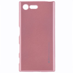 Husa Sony Xperia X Compact Mercury i-Jelly TPU - Rose Gold