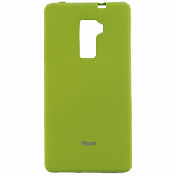 Husa Huawei Mate S Roar Colorful Jelly Case Verde Mat