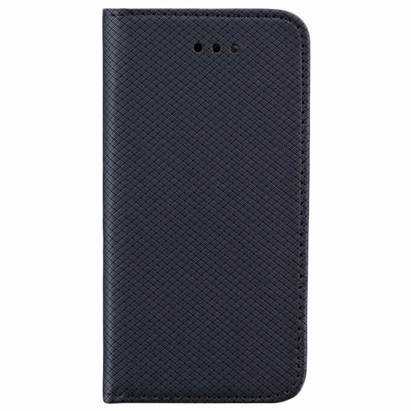Husa Smart Book iPhone SE, 5, 5S Flip Gri