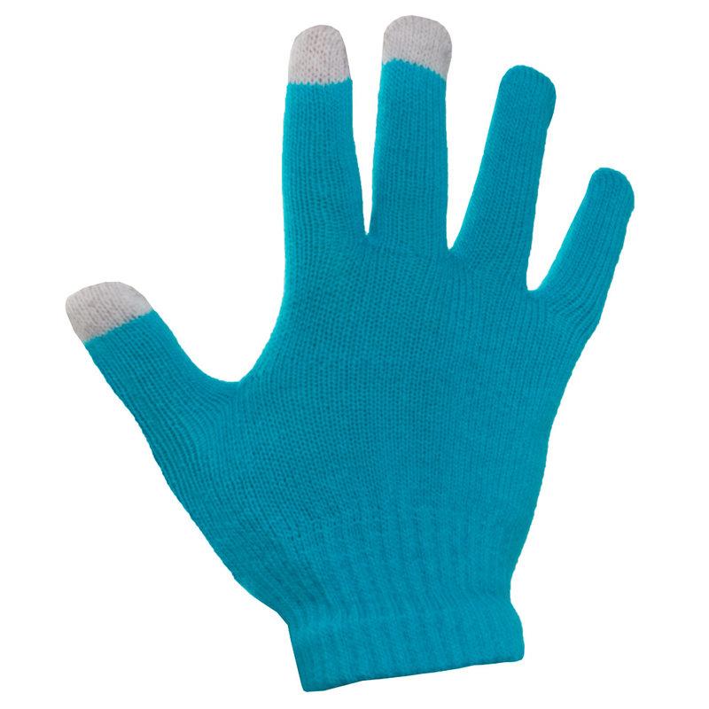 Manusi Touchscreen - Albastru