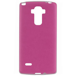 Husa LG G4 Stylus H635 Jelly Leather - Roz