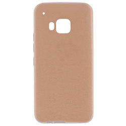Husa HTC One M9 Jelly Leather - Auriu