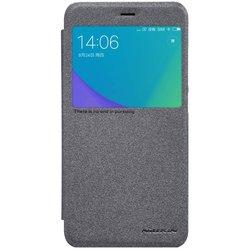 Husa Xiaomi Redmi Note 5A Prime Nillkin Sparkle S-View Flip Gri
