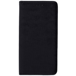 Husa Smart Book Samsung Galaxy A8 2018 A530 Flip Negru