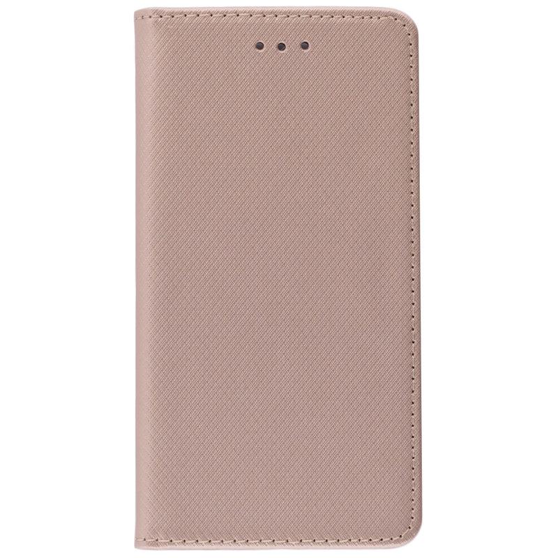 Husa Smart Book Xiaomi Redmi 5A Flip Auriu