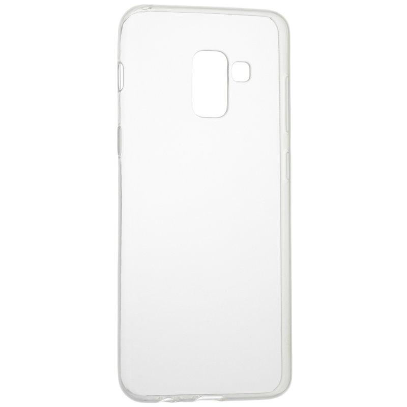 Husa Samsung Galaxy A8 2018 A530 TPU UltraSlim Transparent