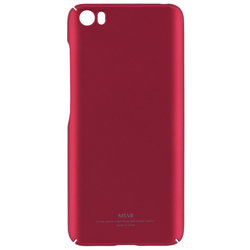 Husa Xiaomi Mi5 MSVII Ultraslim Back Cover - Red