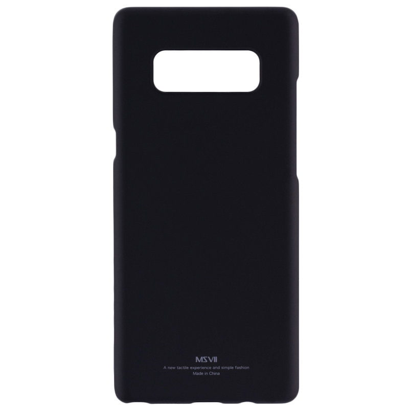 Husa Samsung Galaxy Note 8 MSVII Ultraslim Back Cover - Black