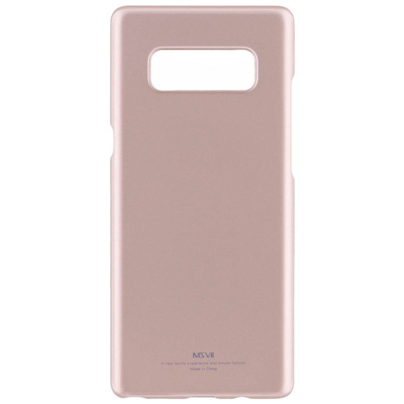 Husa Samsung Galaxy Note 8 MSVII Ultraslim Back Cover - Gold