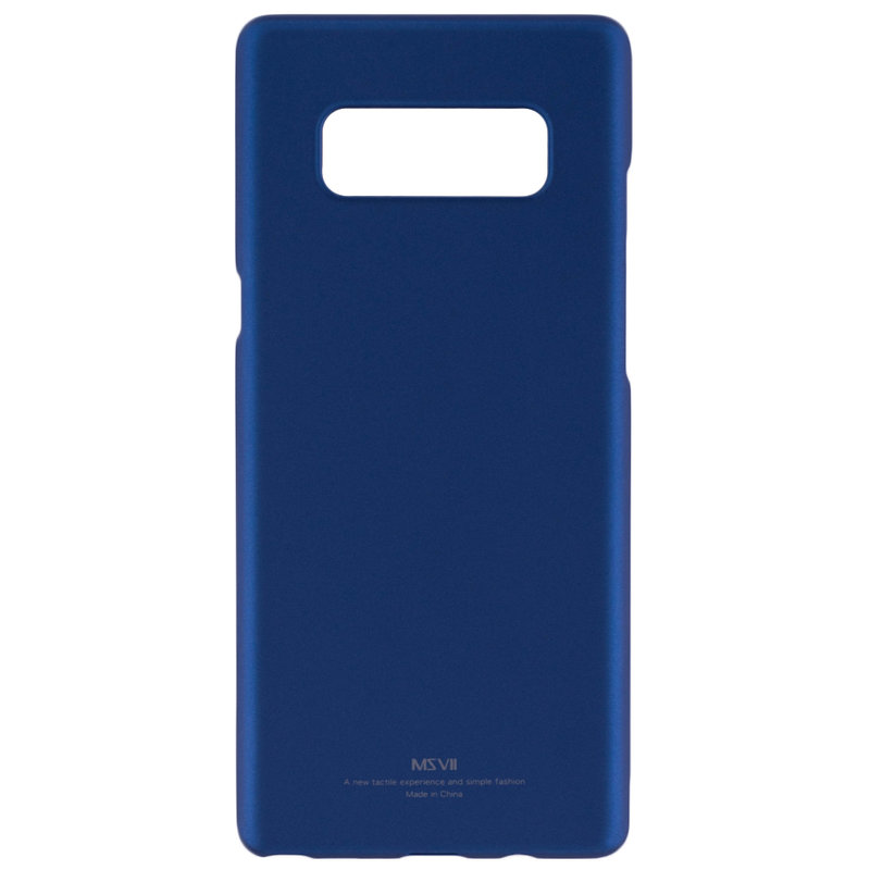 Husa Samsung Galaxy Note 8 MSVII Ultraslim Back Cover - Blue