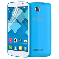 Folie Protectie Ecran Alcatel Pop C7 / 7040 - Clear