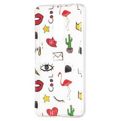 Husa Xiaomi Redmi Note 4 (MediaTek) TPU Funny Case - Cool