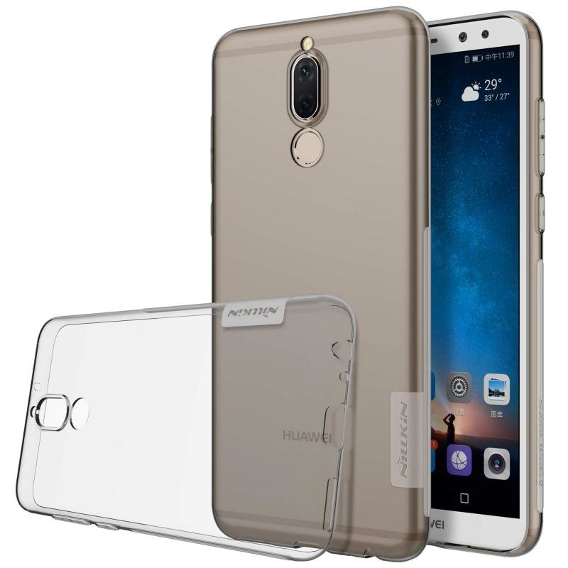 Husa Huawei Mate 10 Lite Nillkin Nature UltraSlim Fumuriu