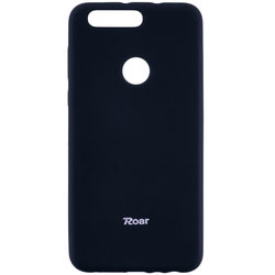 Husa Huawei Honor 8 Roar Colorful Jelly Case Negru Mat
