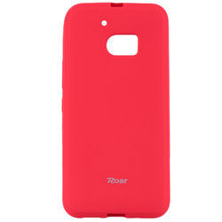 Husa HTC 10, One M10 Roar Colorful Jelly Case Roz Mat