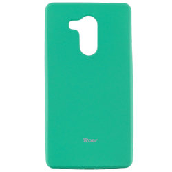 Husa Huawei Mate 8 Roar Colorful Jelly Case Mint Mat