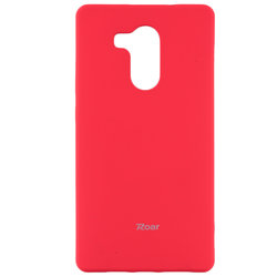Husa Huawei Mate 8 Roar Colorful Jelly Case Roz Mat