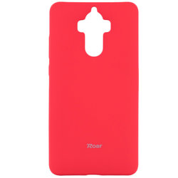Husa Huawei Mate 9 Roar Colorful Jelly Case Roz Mat