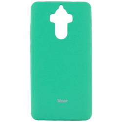 Husa Huawei Mate 9 Roar Colorful Jelly Case Mint Mat