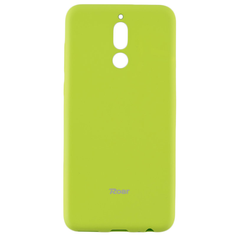 Husa Huawei Mate 10 Lite Roar Colorful Jelly Case Verde Mat