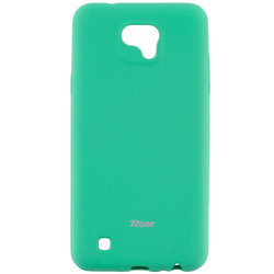 Husa LG X Cam Roar Colorful Jelly Case Mint Mat