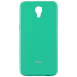 Husa LG X Screen K500 Roar Colorful Jelly Case Mint Mat