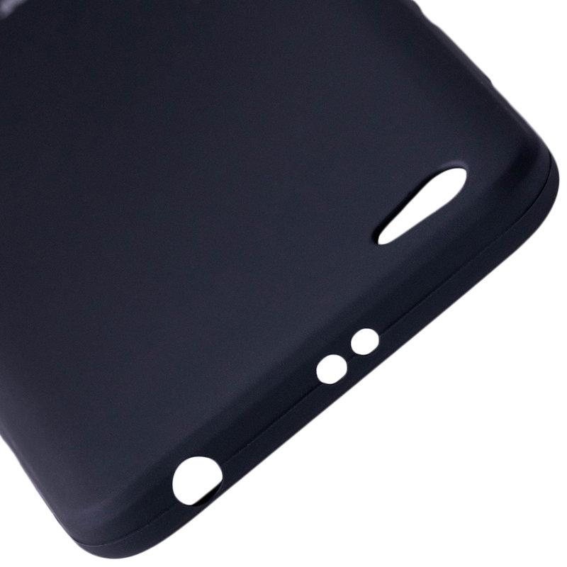 Husa Xiaomi Redmi Note 5A Roar Colorful Jelly Case Negru Mat