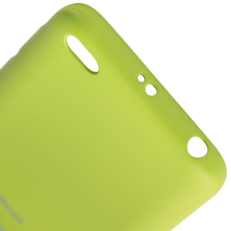 Husa Xiaomi Redmi 5A Roar Colorful Jelly Case Verde Mat