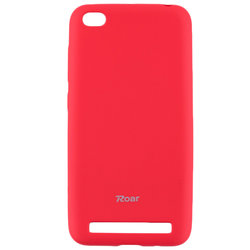 Husa Xiaomi Redmi 5A Roar Colorful Jelly Case Roz Mat