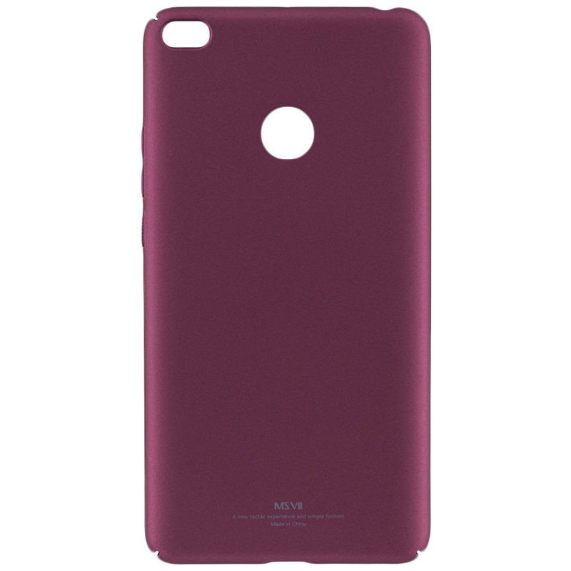 Husa Xiaomi Mi Max 2 MSVII Ultraslim Back Cover - Purple