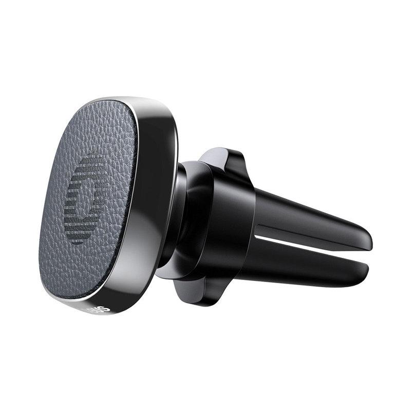 Suport Auto Magnetic Baseus Privity Air Pentru Telefon - Negru