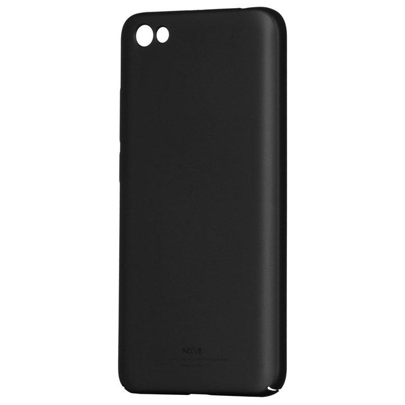 Husa Xiaomi Redmi Note 5A MSVII Ultraslim Back Cover - Black