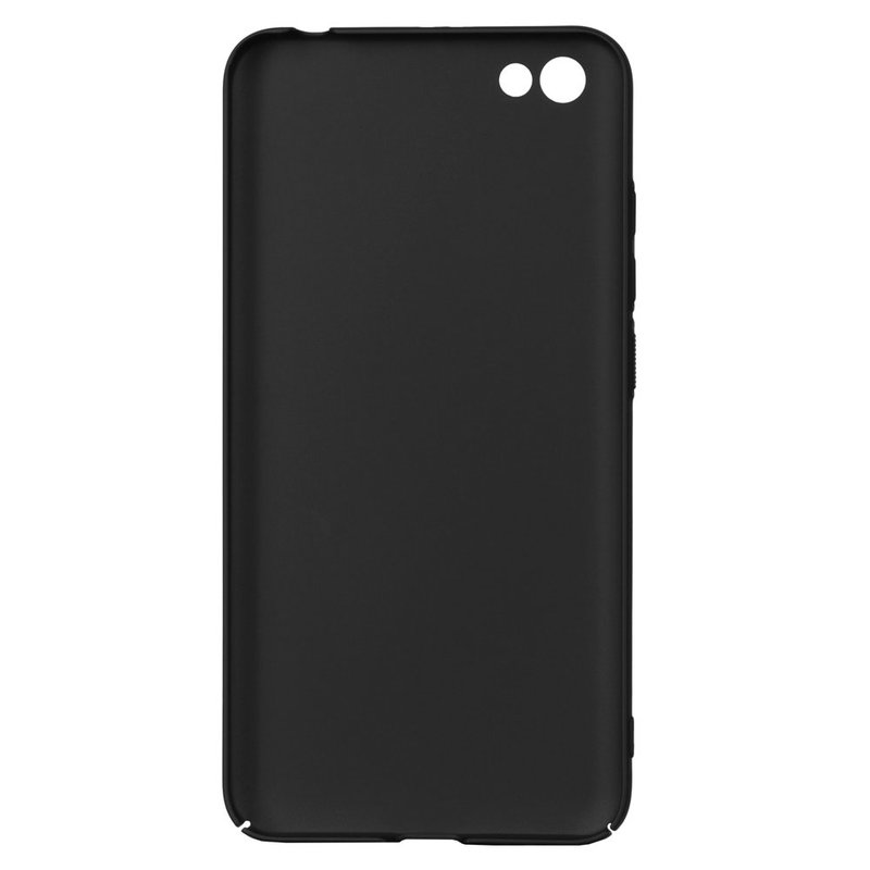 Husa Xiaomi Redmi Note 5A MSVII Ultraslim Back Cover - Black