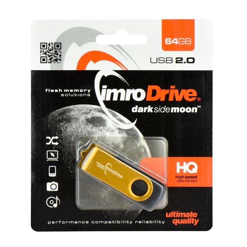 Stick USB 2.0 128 GB Imro Axis Purple