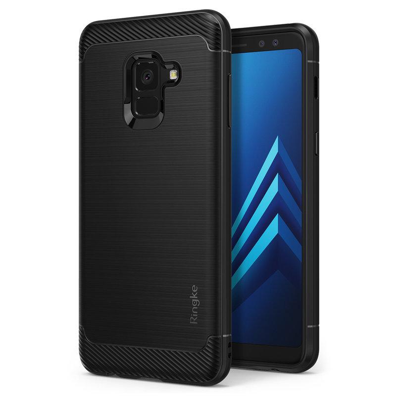 Husa Samsung Galaxy A8 2018 A530 Ringke Onyx - Black