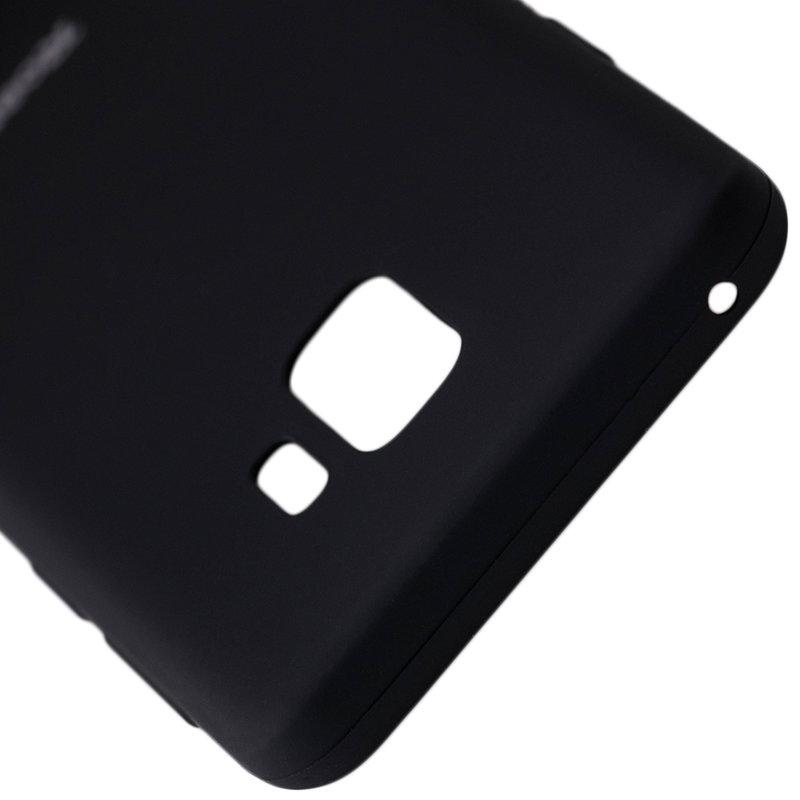 Husa Samsung Galaxy S9 G960 Roar Colorful Jelly Case Negru Mat