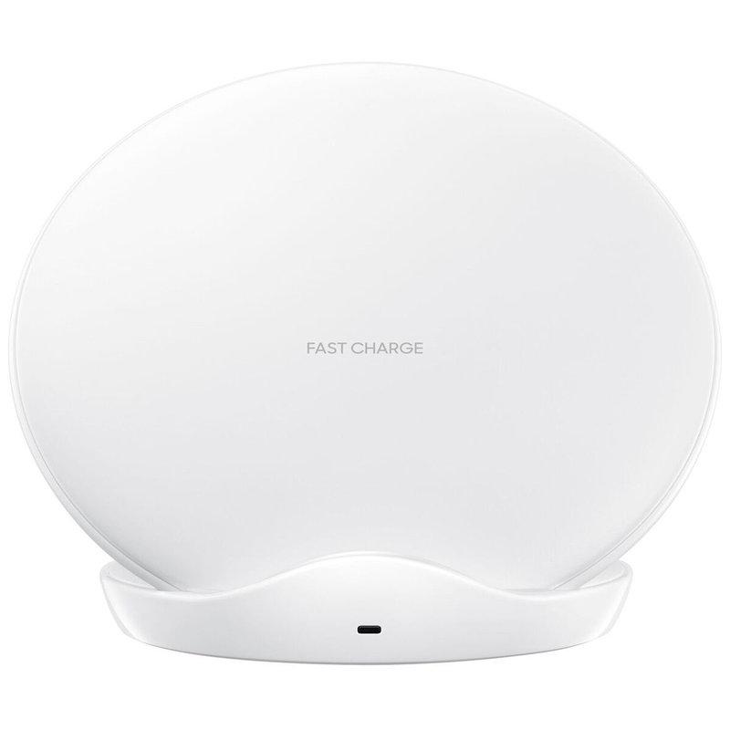 Incarcator Wireless Samsung EP-N5100BBEGWW + Incarcator Priza - Alb