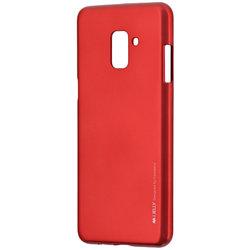 Husa Samsung Galaxy A8 Plus 2018 A730 Mercury i-Jelly TPU - Red