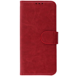 Husa Twin Book Samsung Galaxy S9 Plus Flip Rosu