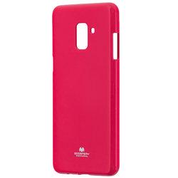 Husa Samsung Galaxy A8 Plus 2018 A730 Goospery Jelly TPU Roz