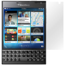 Folie Protectie Ecran FlexiGlass BlackBerry Passport - Rezistenta 8H
