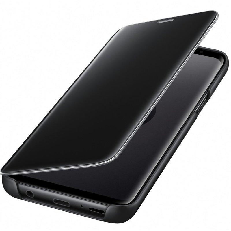 Husa Originala Samsung Galaxy S9 Clear View Cover Black
