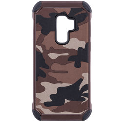 Husa Samsung Galaxy S9 Plus NX Camo - Brown