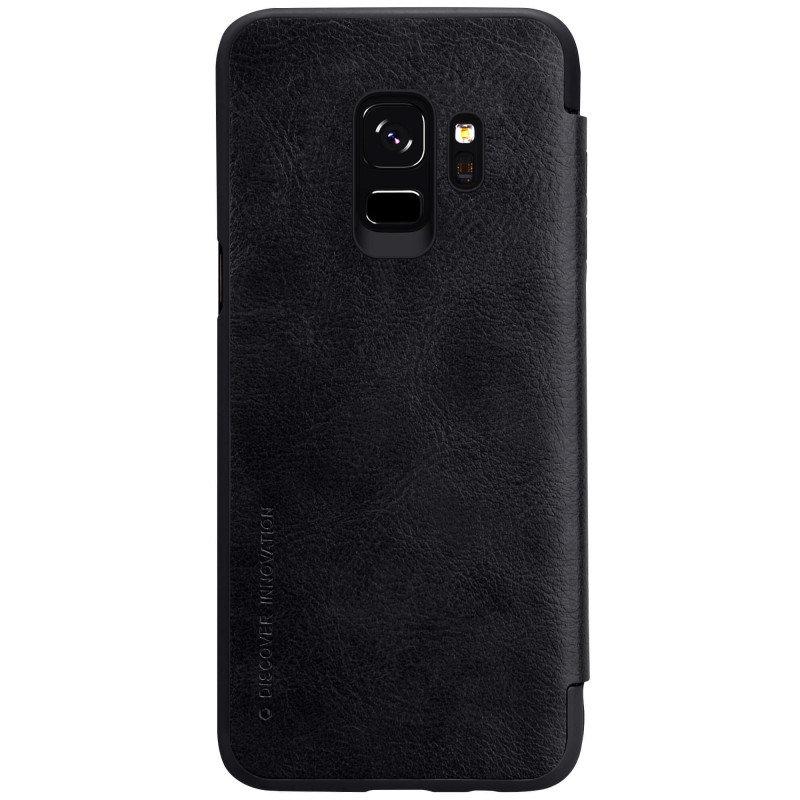 Husa Samsung Galaxy S9 Flip Nillkin QIN Negru