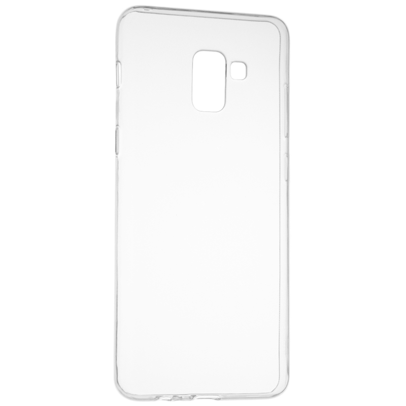 Husa Samsung Galaxy A8 Plus 2018 A730 TPU UltraSlim Transparent
