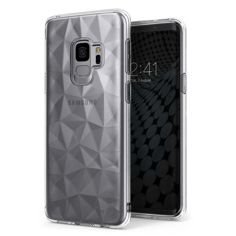 Husa Samsung Galaxy S9 Ringke Air Prism - Clear