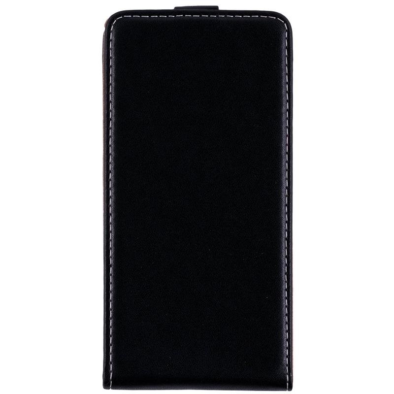 Husa Xiaomi Redmi Note 5A Toc Flip Fresh Negru