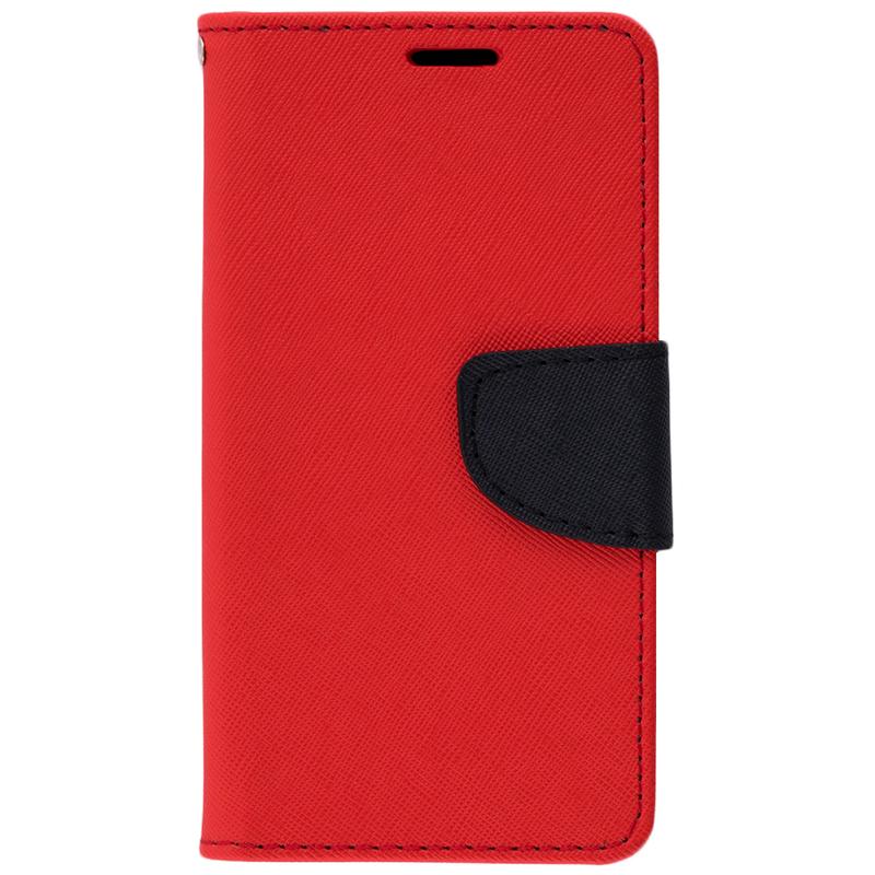 Husa Xiaomi Redmi Note 5A Prime Flip Rosu MyFancy