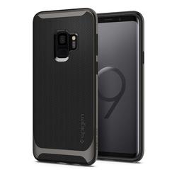 Bumper Spigen Samsung Galaxy S9 Neo Hybrid - Gunmetal