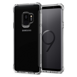 Carcasa Samsung Galaxy S9 Spigen Rugged Crystal - Clear